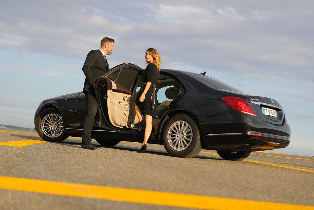 Reliable airport transfers service