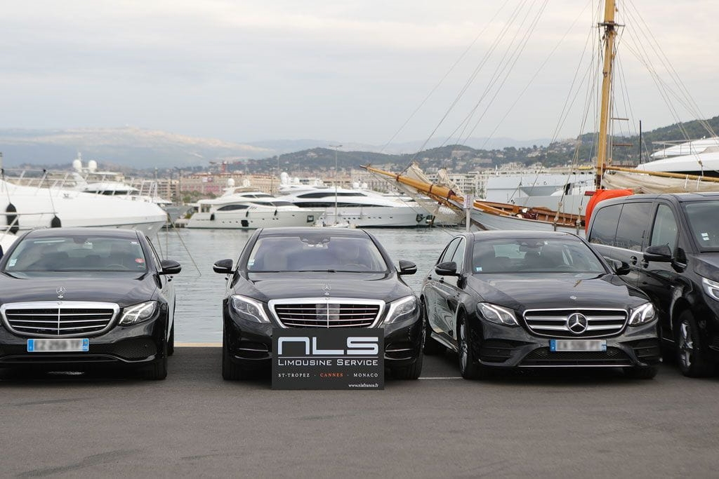 Cannes chauffeur service