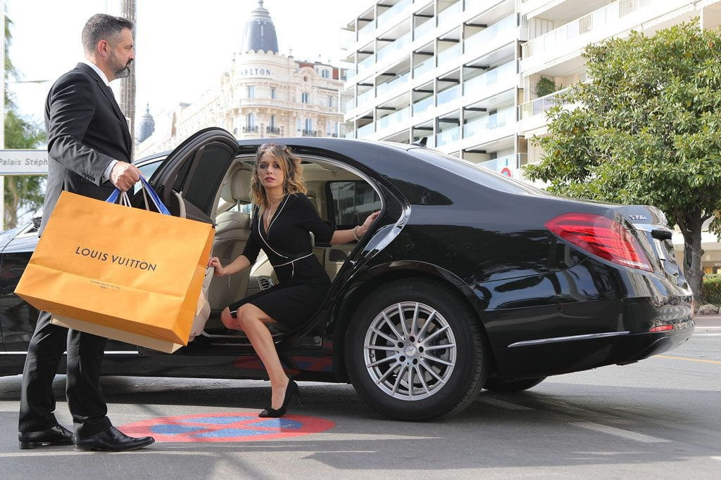 Hourly car rental in Cannes